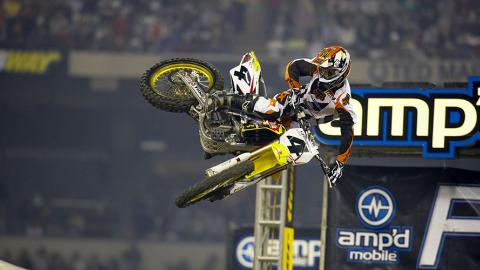 Ricky Carmichael - 2001, 2002, 2003, 2005, 2006 - Photo Courtesy Frank Hoppen