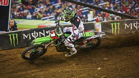 Ryan Villopoto - 2011, 2012, 2013, 2014 -Photo Courtesy Hoppenworld.com