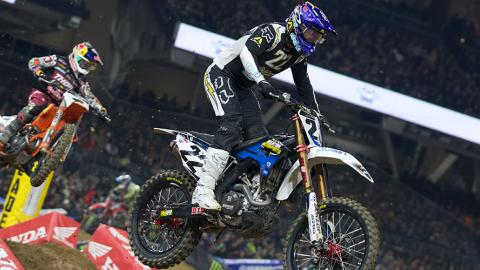 Chad Reed, Cooper Webb
