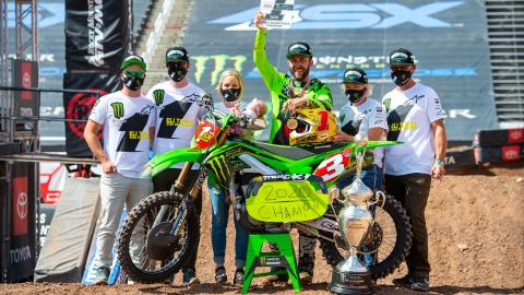2020 Monster Energy Supercross FINALS | Salt Lake City, UT