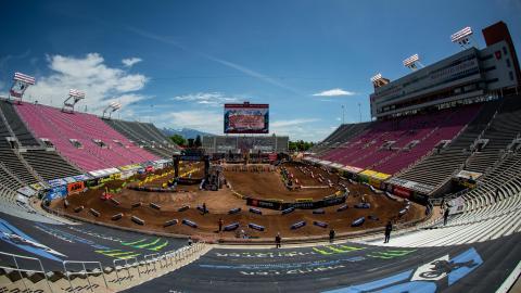 2020 Monster Energy Supercross FINALS | Salt Lake City, UT
