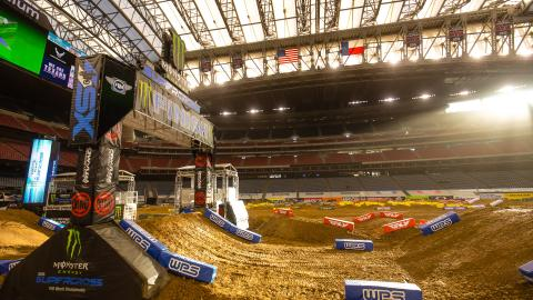 2021 ROUND 1 | NRG Stadium | Houston, TX