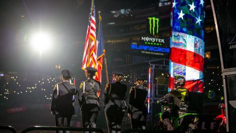 2021 ROUND 2 | NRG Stadium | Houston, TX