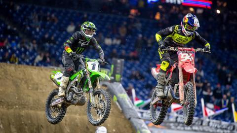 2021 ROUND 4 | Lucas Oil Stadium | Indianapolis, IN