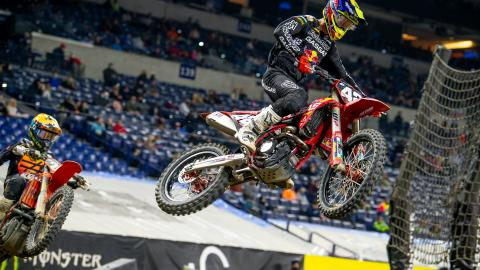2021 ROUND 5 | Lucas Oil Stadium | Indianapolis, IN