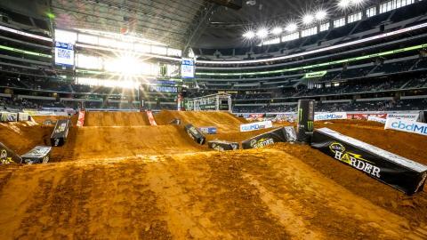 2021 ROUND 10 | AT&T Stadium | Arlington, TX