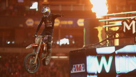 Dungey wins Atlanta