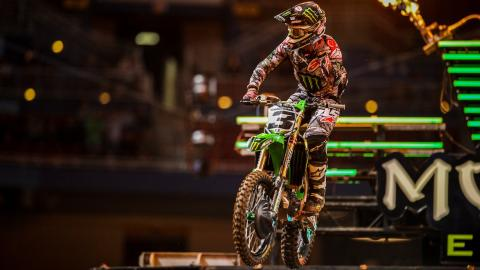 Tomac wins five in a row