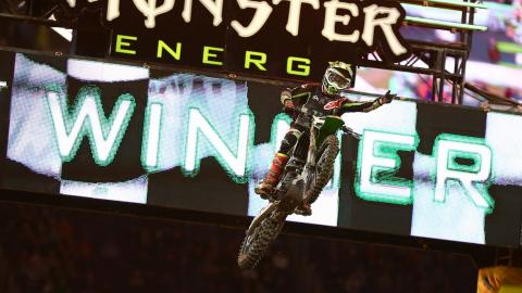 Tomac wins Minneapolis