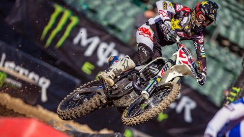 Jason Anderson Wins Round 5 Oakland