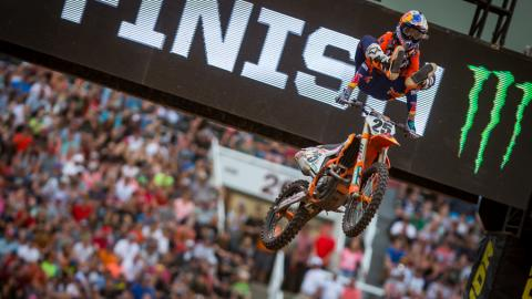 Musquin Wins Salt Lake City